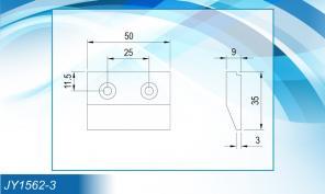 Đệm nhựa JY1562-3