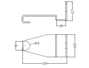Móc khoá JT1011-3B