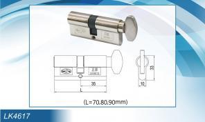 Ruột khóa LK4617