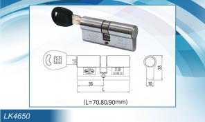 Ruột khóa LK4650