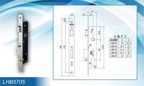 Thân khóa LBH5705